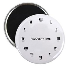 Recovery Time Magnet