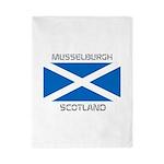 Musselburgh Scotland Twin Duvet