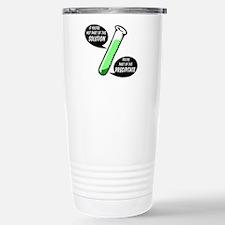 Solution or Precipitate Travel Mug