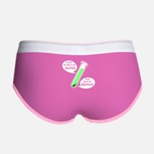 Solution or Precipitate Women's Boy Brief