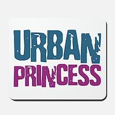 Urban Princess Mousepad