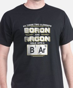 Boron & Argon Walk Into A BAr T-Shirt