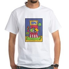 """Sitting Pretty"" Schnauzer Shirt"