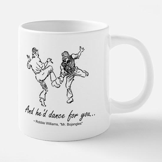 Mr. Bojangles Mugs