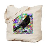 Crow and raven Bags & Totes