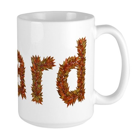 Ward Fall Leaves Mugs