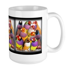 Gouldian Finch Coffee Mug