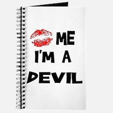 Kiss Me I'm A Devil Journal