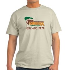 Tan, Blue or Grey T-Shirt