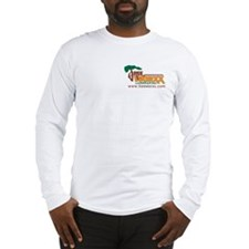 Grey or White Long Sleeve T-Shirt