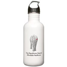 Even Republicans Deser Water Bottle
