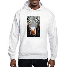 """The Sentinel"" A rare Zebra Hoodie"