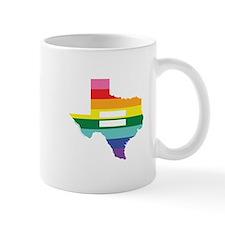Texas equality Mugs