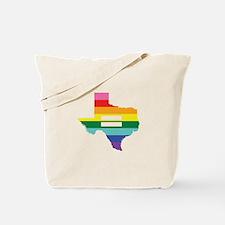 Texas equality Tote Bag