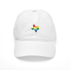 Texas equality Baseball Baseball Cap