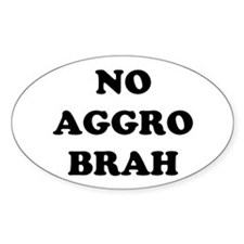 Funny Aggro Decal