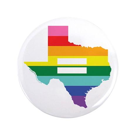 "Texas equality sm 3.5"" Button"