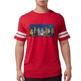 Cat Mens Football Shirts