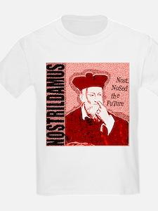 Nostrildamus Kids T-Shirt