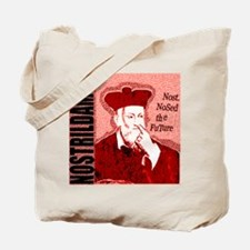 Nostrildamus Tote Bag