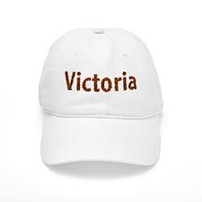 Victoria Fall Leaves Baseball Baseball Cap