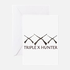 TRIPLE X XXX Greeting Cards (Pk of 10)