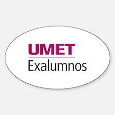 Logo UMET Exalumnos Decal