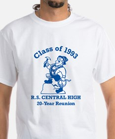 R-S Central Class of 1993 Hilltoppers T-Shirt