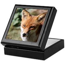 Fox001 Keepsake Box