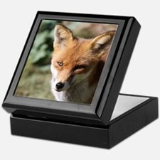 Fox001 Keepsake Box