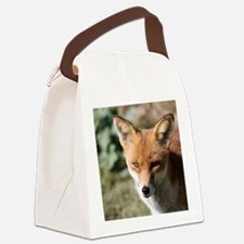 Fox001 Canvas Lunch Bag
