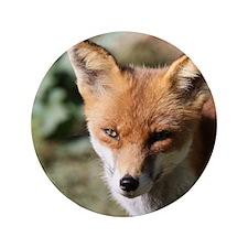 "Fox001 3.5"" Button"