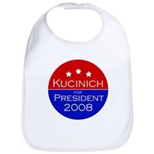 Kucinich '08 Bib