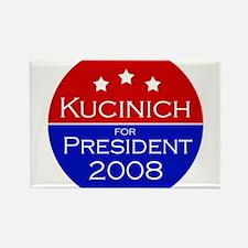 Kucinich '08 Rectangle Magnet