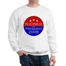 Kucinich '08 Sweatshirt