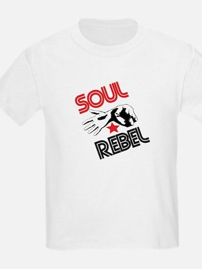 Soul Rebel 2 Kids T-Shirt