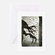 Eldritch horror Greeting Cards (Pk of 10)