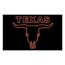 Texas Decal