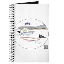 JRM 2013 LCB Shirt design Journal