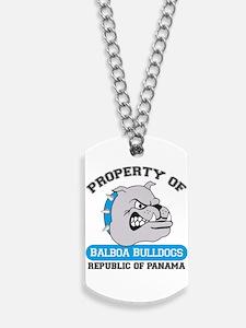 Property of BHSB Logo.png Dog Tags