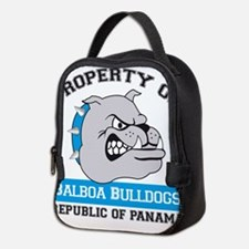 Property of BHSB Logo.png Neoprene Lunch Bag