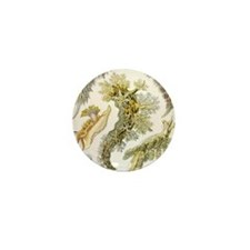 Vintage Sea Slugs Mini Button