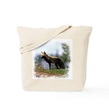 Cross Fox Tote Bag