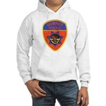Downey Police Hooded Sweatshirt