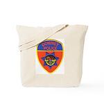 Downey Police Tote Bag