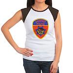 Downey Police Women's Cap Sleeve T-Shirt