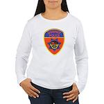 Downey Police Women's Long Sleeve T-Shirt