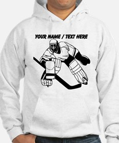 Custom Hockey Goalie Jumper Hoody