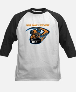 Custom Slap Shot Baseball Jersey