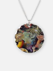Vintage Sea Anemones Necklace